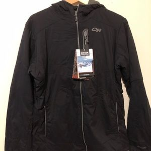 Outdoor Research Mens Ascendent Hoodie size med